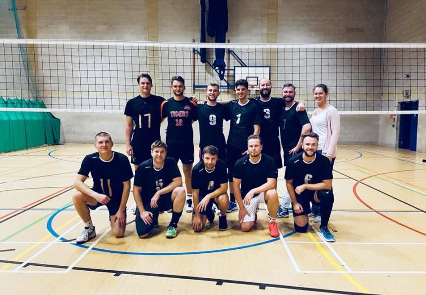 Men team