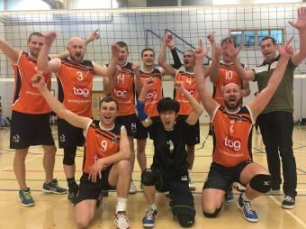 Men winners